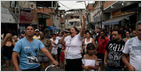 A look at crowdsourced public safety apps growing amid rising violence in Brazil; Fogo Cruzado, which warns of shootings in Río and Recife, has 250K+ downloads (Raphael Tsavkko Garcia/MIT Technology ...)