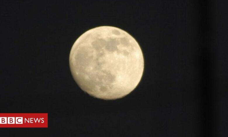 China seeks to retrieve first Moon rocks since 1970s