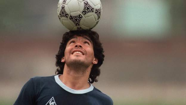 Diego Maradona dies: Three days of mourning begin in Argentina as tributes pour in