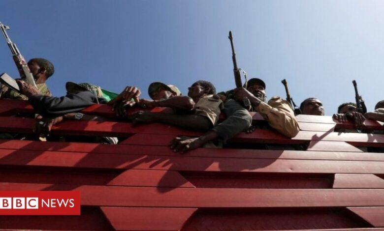 Ethiopia Tigray crisis: UN warns 'war crimes' may have happened