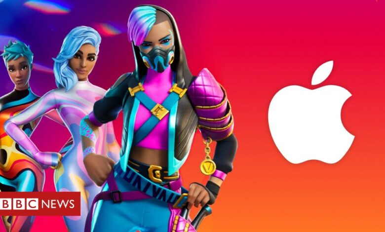 Fortnite returns to iPhones via Epic and Nvidia GeForce Now tie-up