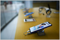 Gartner: global Q3 smartphone sales declined 5.7% YoY to 366M as Samsung continues to lead with 80.8M overall units and a 22% market share (Ingrid Lunden/TechCrunch)