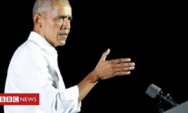 Obama attacks Hispanic voters who picked Trump