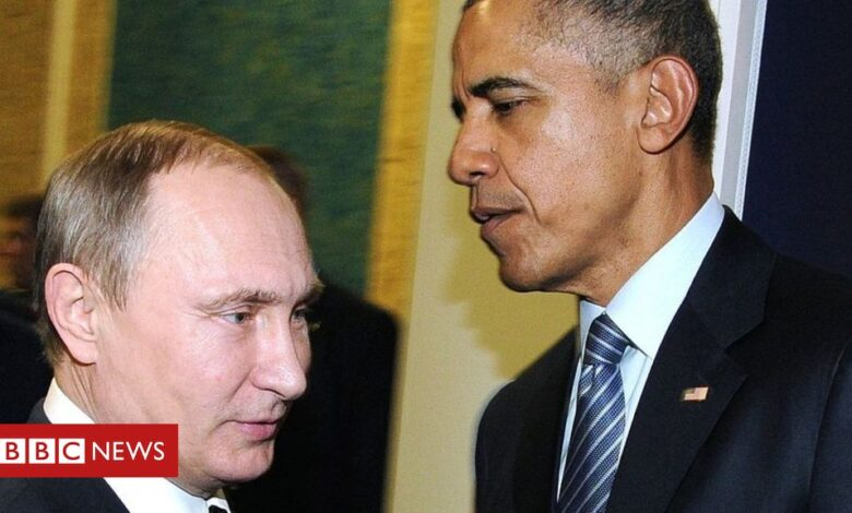 Obama memoir: What he really thought of Putin and other leaders