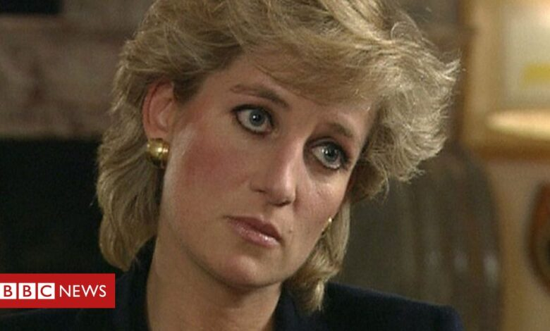 Princess Diana interview: BBC vows to 'get to truth' about Panorama interview