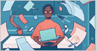 Profile of Substack, whose founders insist it is a platform, not a media company, and say there is less need for moderation as readers opt in to newsletters (Clio Chang/Columbia Journalism Review)