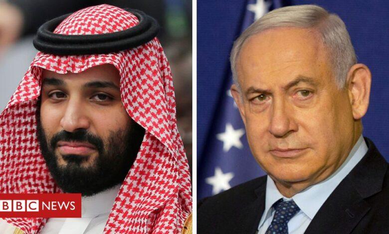 Saudi Arabia denies crown prince held 'secret meeting' with Israeli PM