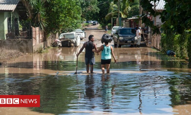 Storm Iota: Preparations under way in Honduras and Nicaragua