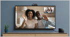 Amazon adds webcam support to the 2nd-gen Fire TV Cube, enabling video calls with Alexa-enabled devices, rolling out in the coming weeks in US, UK, elsewhere (Chris Welch/The Verge)