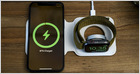 Apple's MagSafe Duo charger is now available to order online for $129, charging brick not included (Sam Byford/The Verge)