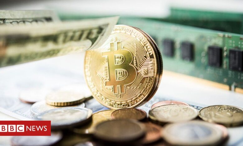 Bitcoin peaks at record high close to $20,000