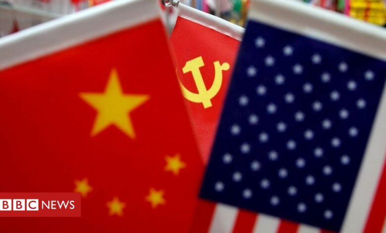 China influence 'on steroids' targets Biden team - US official
