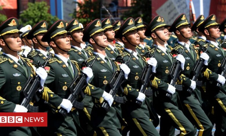 China is greatest threat to freedom - US intelligence chief
