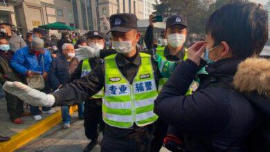 Photo of Chinese journalist who documented Wuhan coronavirus outbreak jailed for 4 years