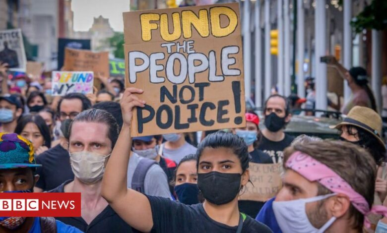 Defund the Police: Obama says 'snappy slogan' risks alienating people