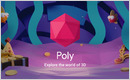 Google is shutting down its Poly 3D object library for AR/VR development platforms on June 30, 2021, after discontinuing most of its other AR/VR tools (Lucas Matney/TechCrunch)