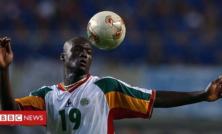 Pape Bouba Diop: Senegal mourns football hero