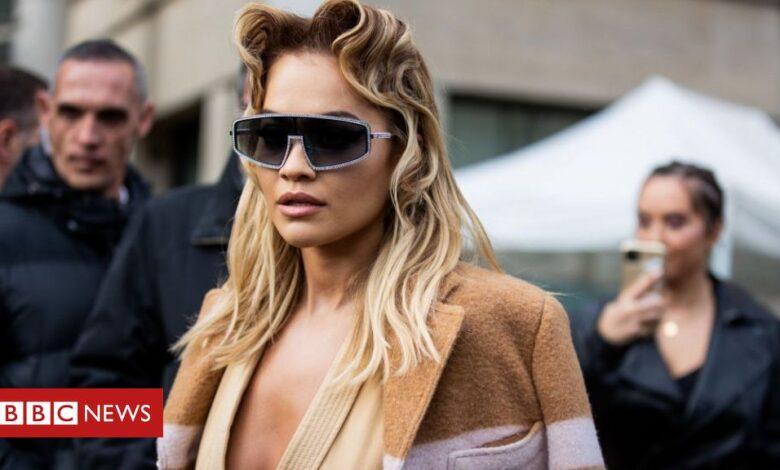 Rita Ora sorry for Covid breach after Egypt trip