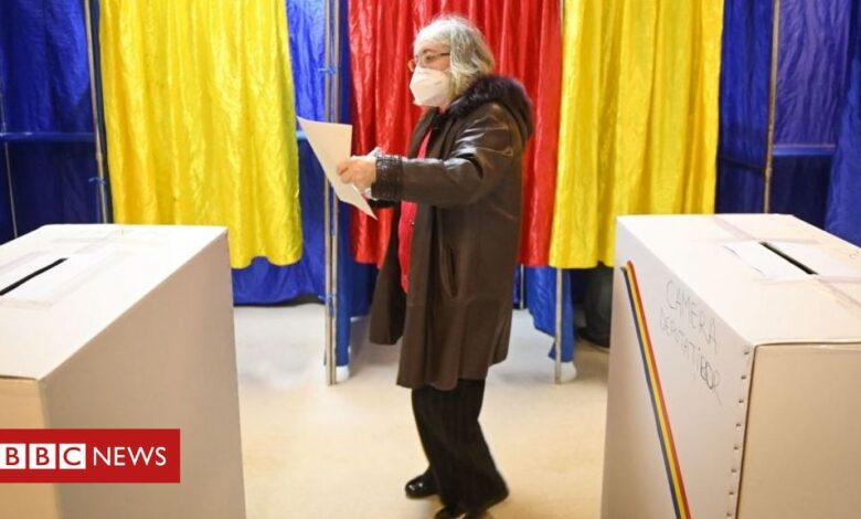 Romanian opposition takes narrow lead after election