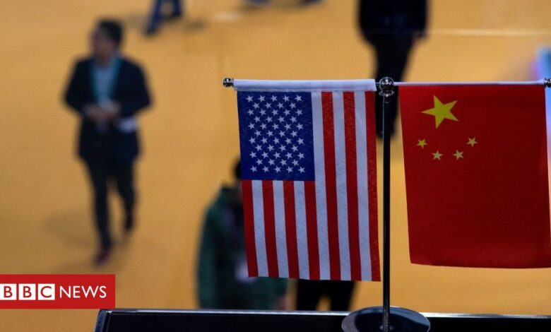 US pushes ahead with new rules for Chinese firms