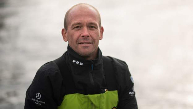 Vendee Globe: Kevin Escoffier 'safe and sound' after rescue off Cape of Good Hope