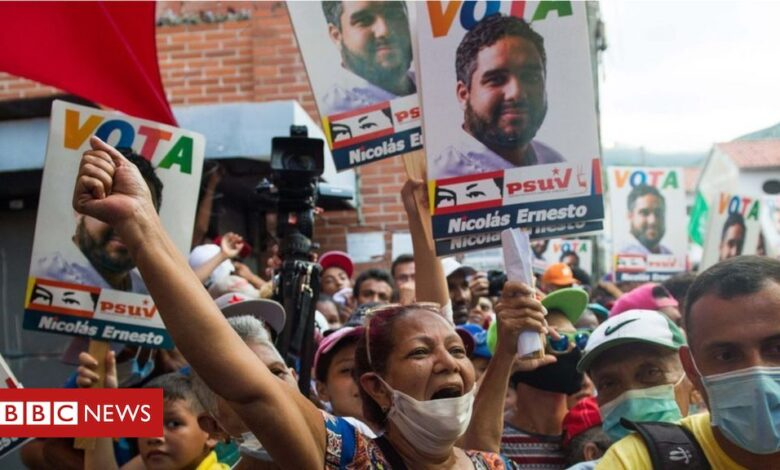 Venezuela's parliamentary poll: Five things you need to know