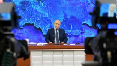 Photo of Vladimir Putin: How Covid-19 and 2020 derailed Russian president's best-laid plans