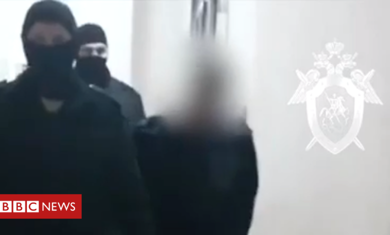 'Volga maniac' murder suspect arrested in Russia