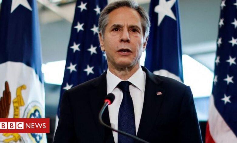 Antony Blinken: Who is America's new top diplomat?