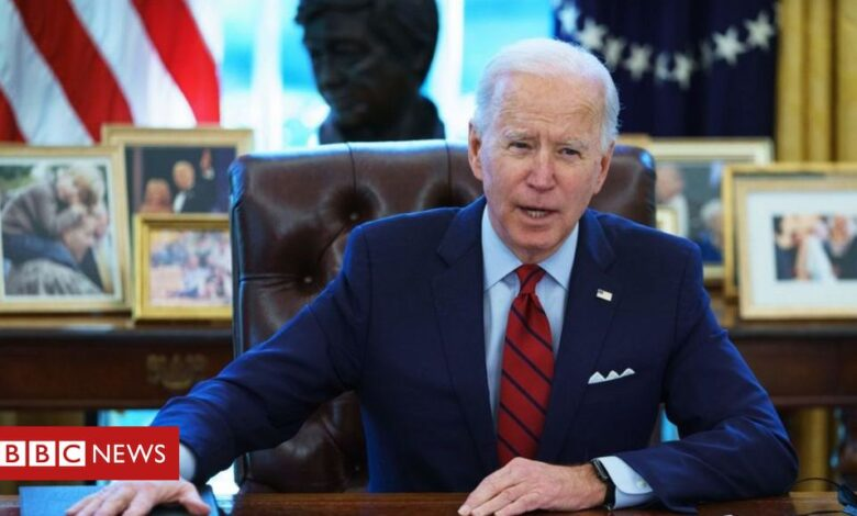 Biden reverses global abortion 'gag rule' and expands Obamacare