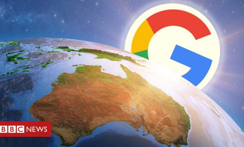Could Google really leave Australia?