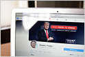Facebook says it's removing posts of fliers promoting events leading up to Biden's inauguration, echoing warnings from law enforcement about another attack (Kurt Wagner/Bloomberg)