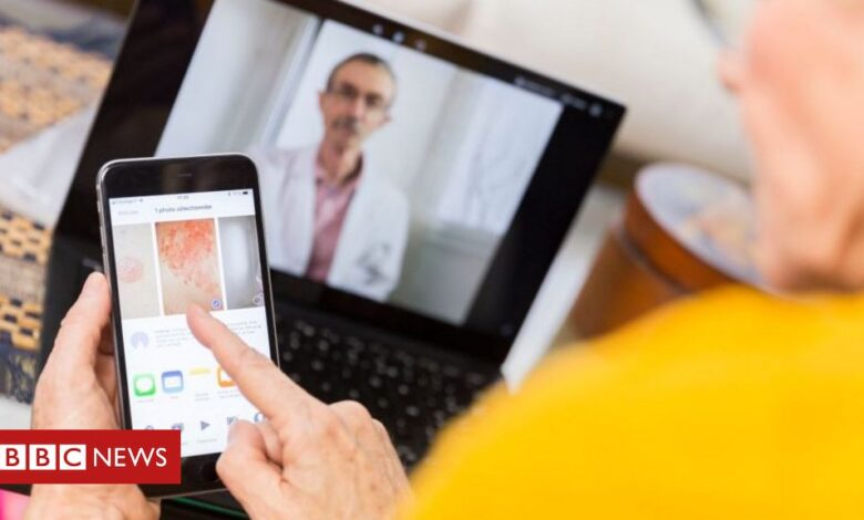 Is seeing your doctor on online working?