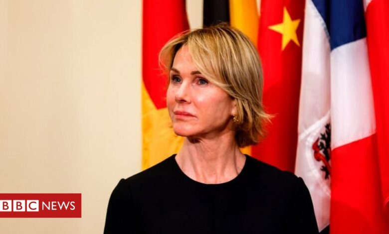 Kelly Craft: US envoy's 'last-minute' Taiwan visit angers China