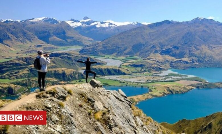 New Zealand urges people to ditch influencer-style tourism photos