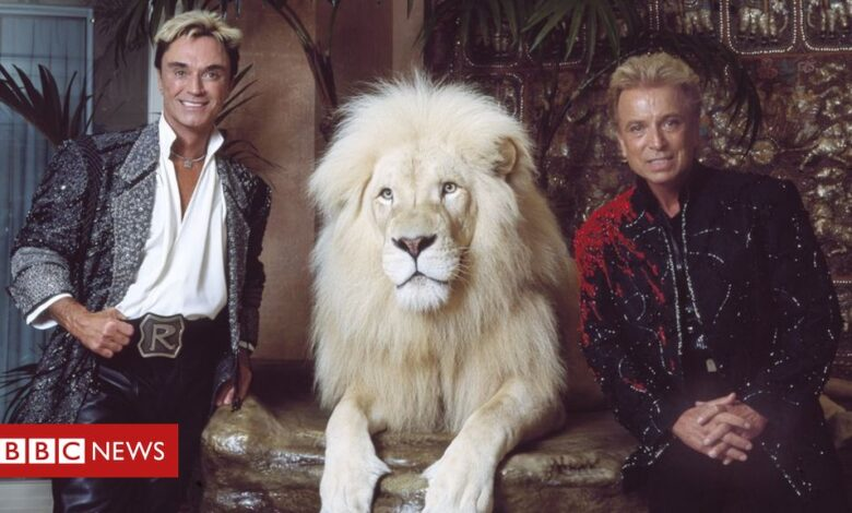 Siegfried Fischbacher: Member of magic duo Siegfried and Roy dies aged 81