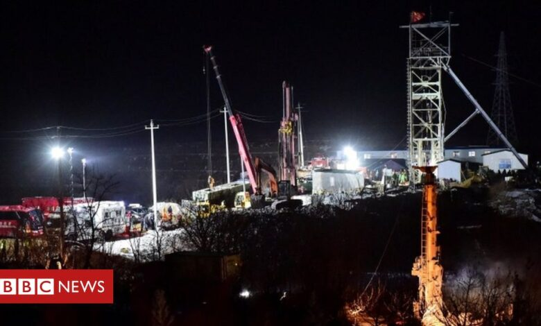 Trapped Chinese miners' note sparks hopes for rescue