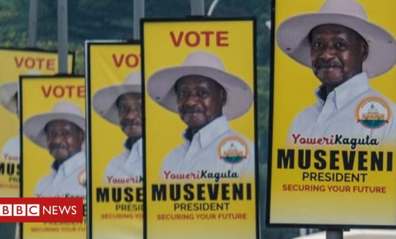 Uganda elections 2021: How ex-rebel Yoweri Museveni has stayed in power for 35 years
