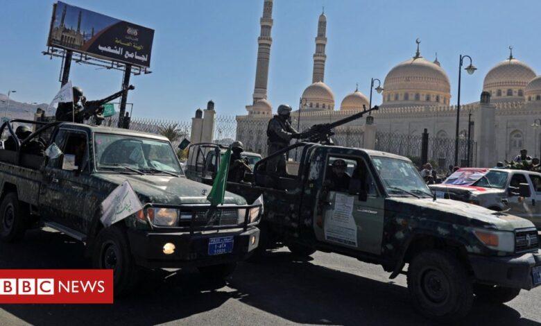 Yemen war: US to designate Houthi rebels as terrorist organisation