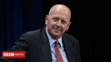 Photo of Goldman Sachs: Bank boss rejects work from home as the 'new normal'
