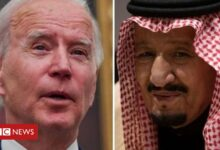 Photo of Jamal Khashoggi: Biden raises human rights in call with Saudi king