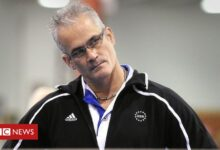 Photo of John Geddert: Ex-US Olympics coach found dead after sex assault charges
