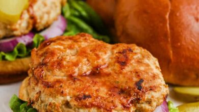 Photo of Air Fryer Turkey Burgers – Spend With Pennies