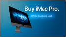 "Photo of Apple confirms it'll discontinue iMac Pro after supplies end, says 27"" iMac introduced in August is the preferred choice for the vast majority of pro iMac users (Joe Rossignol/MacRumors)"