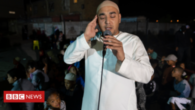 Photo of Cape Town: Pictures of how Muslim worship helps quell South African ganglands
