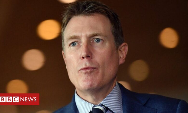 Christian Porter: Australian attorney general denies rape allegation