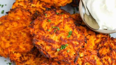 Photo of Sweet Potato Hashbrowns (Sweet & Savory)