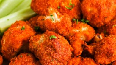 Photo of Air Fryer Buffalo Cauliflower – Spend With Pennies