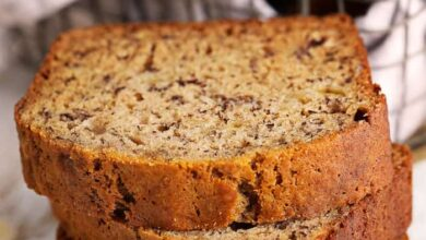Photo of Classic Banana Bread (So Moist!)