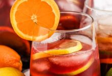 Photo of Easy Red Sangria – Spend With Pennies
